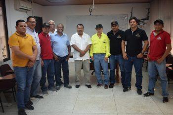 Reunión con Alcalde de Montelíbano