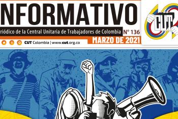 Informativo CUT – 136 Marzo 2021